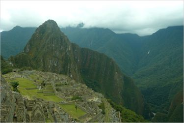 Magico Machu Picchu - Da lassù il Mondo